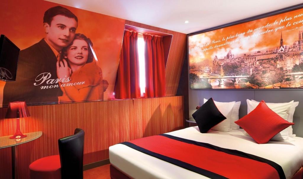 Crédits : Hotel Montmartre Mon Amour