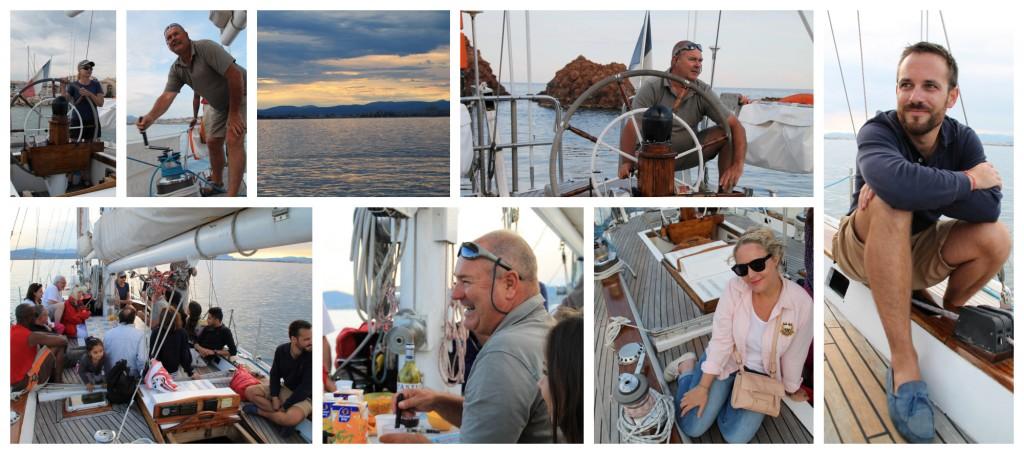 Sortie en mer sur le voilier La Brigante - © Travel Me Happy