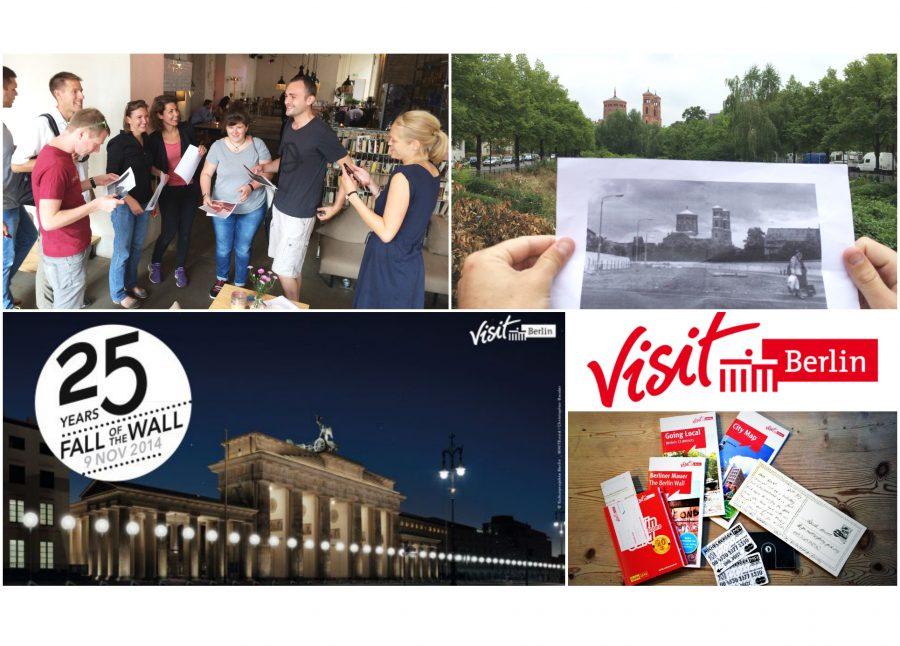 Blogtrip  Berlin 25 ans apr¨s la chute du mur