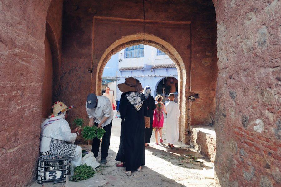 rue-Chefchaouen-Maroc